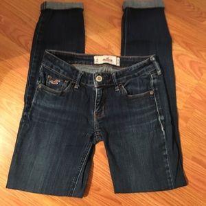 Hollister skinny jeans size 1R